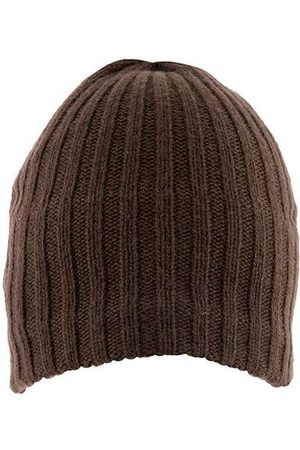 Dents Men Hats - Men's Lambswool Blend Knitted Hat In Size M
