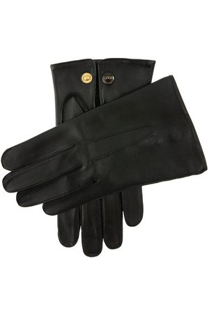 Dents Men's Unlined Leather Officers Gloves In Size 10