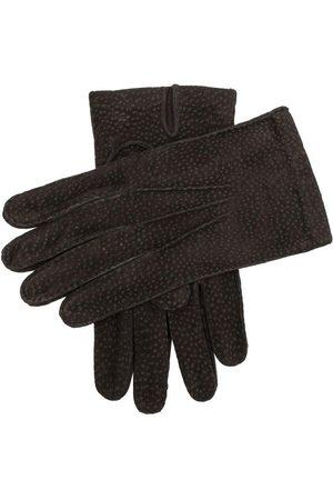 Dents Men Gloves - Men's Unlined Carpincho Leather Gloves In Size 7