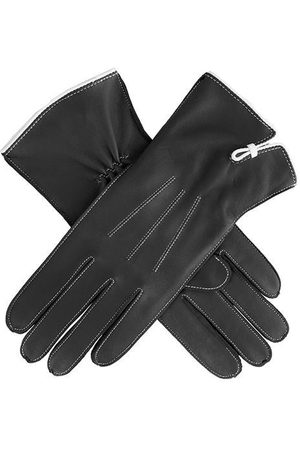 Dents Women's Classic Unlined Leather Gloves In Size 8