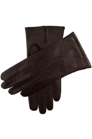 Dents Men's Handsewn Cashmere Lined Leather Gloves In Size 10
