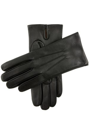 Dents Men's Classic Cashmere Lined Leather Gloves In Size 10