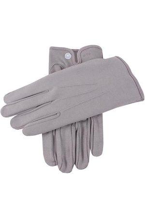 Dents Men's Plain Cotton Gloves In Size S