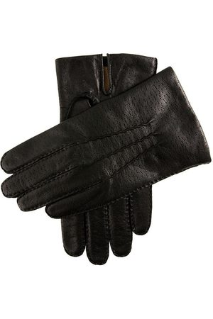 Dents Men's Imitation Peccary Leather Gloves In Size L