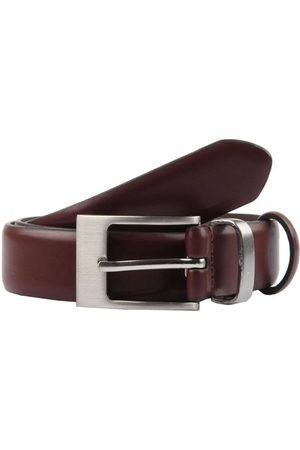 Dents Men's Double Keeper Leather Belt In Size Xl