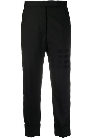 adidas Tailored cropped trousers