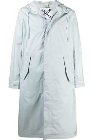 adidas Rear logo raincoat