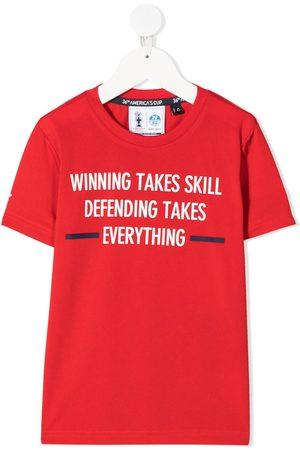 adidas Slogan crew-neck T-shirt