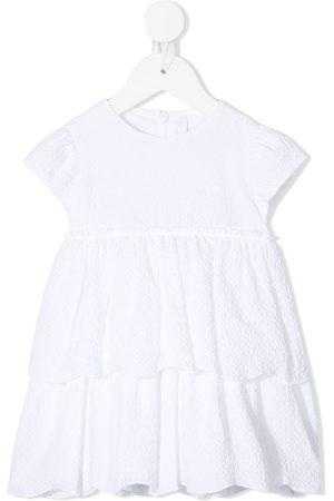 adidas Tiered cap sleeve dress