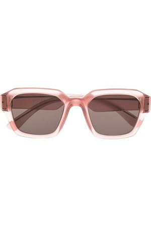 adidas X Maison Margiela rectangle frame sunglasses