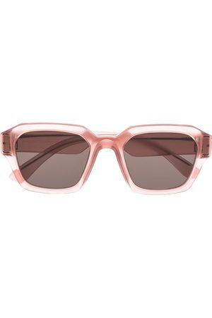 MYKITA X Maison Margiela rectangle frame sunglasses