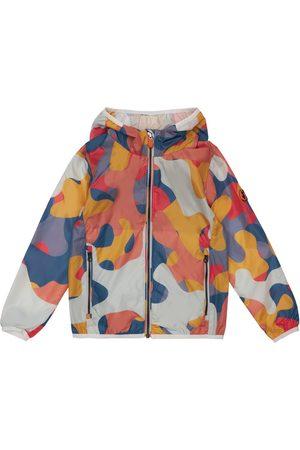 adidas Camouflage Print Nylon Jacket