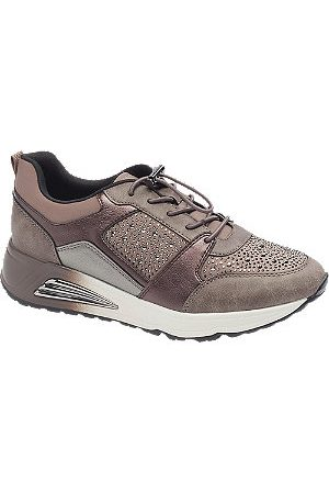 Venice Women Trainers - Ladies Embellished Trainers
