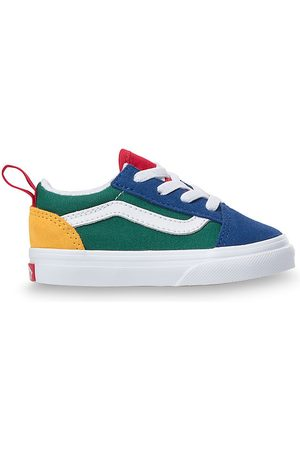 Vans Trainers - Toddler Yacht Club Old Skool Elastic Lace Shoes