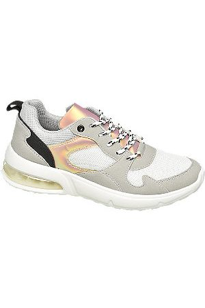 adidas Women Trainers - Ladies Holographic Detail Bubble Trainers