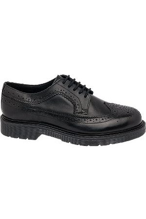 adidas Ladies Leather Chunky Brogues