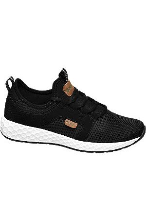 Bench Women Trainers - Lightweight Casual Lace Up Trainers