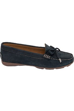 adidas Women Loafers - Ladies Leather Comfort Moccasins