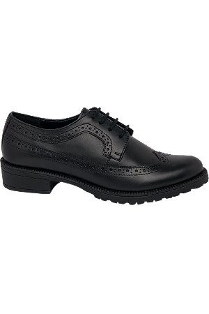 adidas Women Brogues - Leather Lace Up Brogues