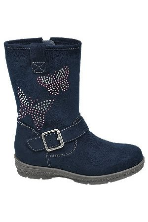 adidas Toddler Girl Butterfly Embellished High Leg Boots