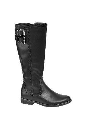 adidas Girls High Leg Boots - Junior Girl Long Leg Boots