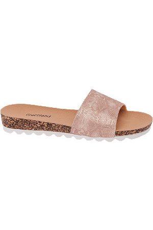 adidas Women Sandals - Ladies Rose- Snake Sliders