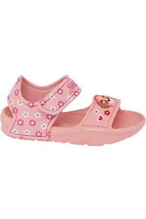 Paw Patrol Girls Sandals - Toddler Girls Touch Strap Sandal