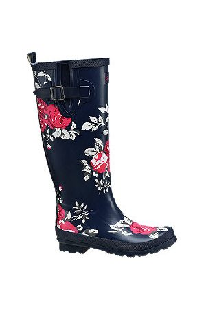 adidas Women Wellingtons - Ladies Floral Wellingtons