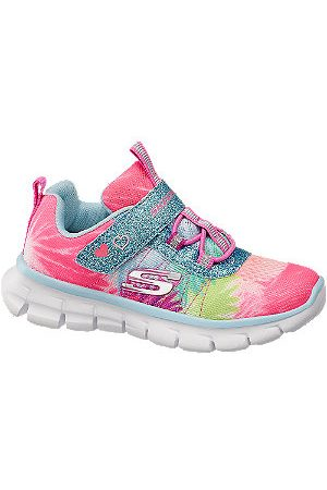 adidas Toddler Girls Multi-coloured Touch Strap Trainers