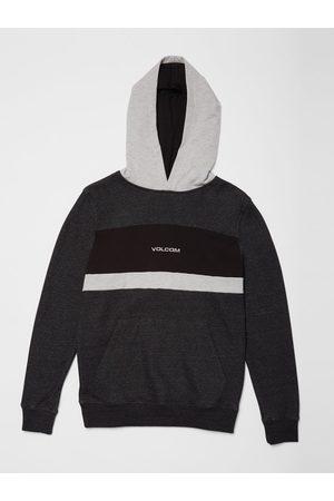 adidas Boys Sweatshirts - Men's Single Stone Division Sweatshirt - HEATHER - (Boys)