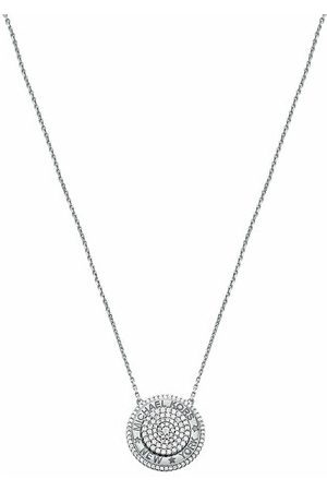 adidas Necklaces - Sterling Pavé Focal Pendant Necklace - - Necklaces for ladies