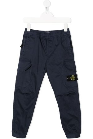 adidas Compass-patch cargo trousers