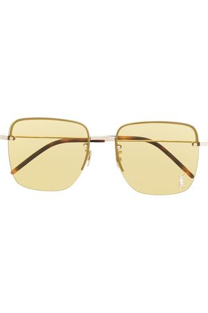 adidas SL31 square-frame tinted sunglasses