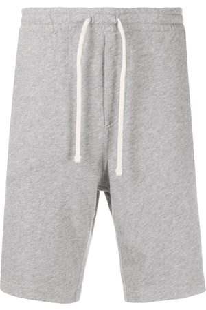 adidas Logo embroidered track shorts