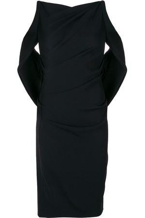 adidas Sash detail fitted dress