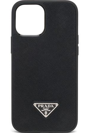 adidas Saffiano leather iPhone 12 mini case