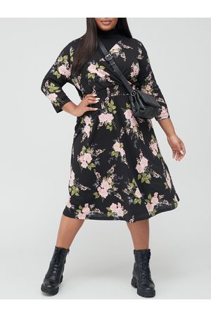 adidas Wrap Midi Dress