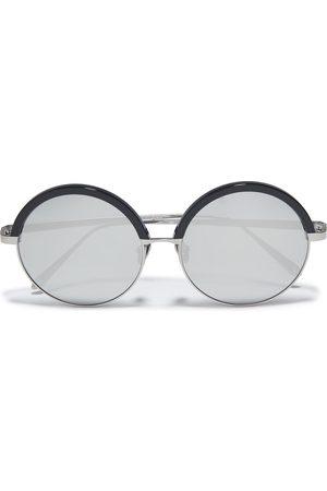 adidas Women Sunglasses - Woman Round Frame Size