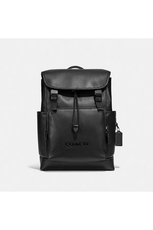 Coach League Flap Backpack in