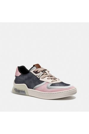 Coach Citysole Court Sneaker With Wild Beast Print in Multi - Size 10 B