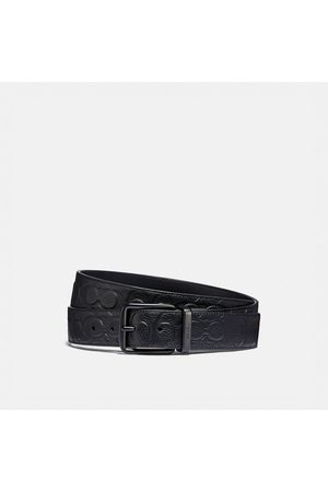 Coach Roller Buckle Cut-to-size Reversible Belt, 38mm in - Size 42