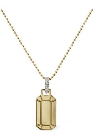 Eera Women Necklaces - Small Tokyo 18kt & Diamond Necklace