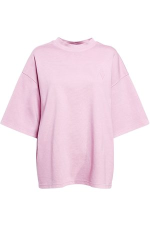 The Attico Cara Cotton Jersey T-shirt