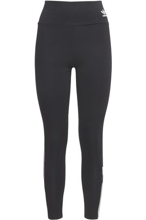 adidas Women Trousers - High Waisted Leggings
