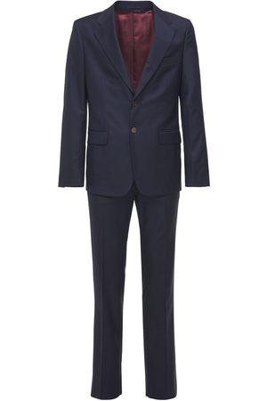 GUCCI Men Suits - Natural Wool Blend London Suit