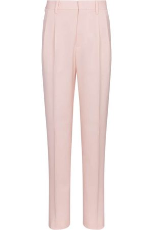 Stella McCartney Julien high-rise slim wool pants