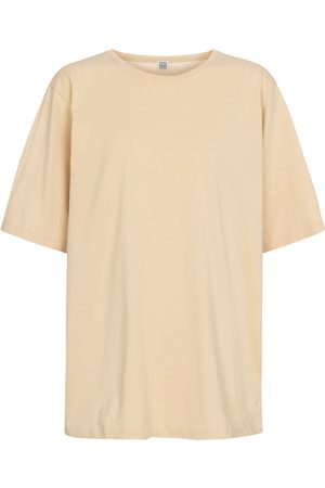 Totême Oversized cotton jersey T-shirt
