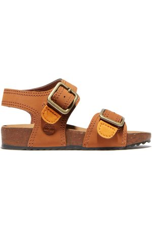 Timberland Castle island sandal for toddler in kids, size 9.5