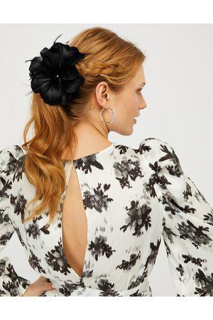 Accessorize Abigail Net Bow Hair Clip