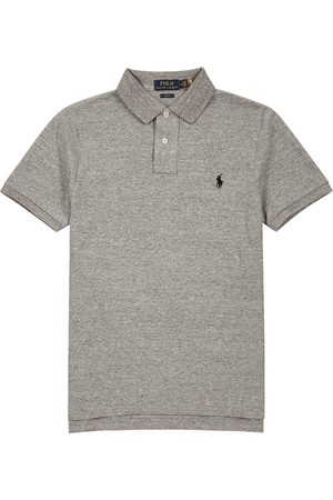 Polo Ralph Lauren Slim Piqué Cotton Polo Shirt